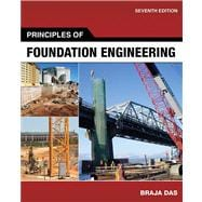Principles Of Foundation Engineering,9780495668107