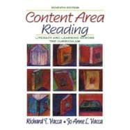 Content Area Reading : Literacy and Learning Across the Curriculum