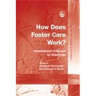 How Does Foster Care Work?: International Evidence on Outcom..., 9781849058124  