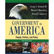 Government in America: People, Politics, and Policy, Brief Edition