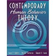 Contemporary Human Behavior Theory : A Critical Perspective for Social Work,9780205408160