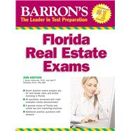 Barron's Florida Real Estate Exams,9780764138164