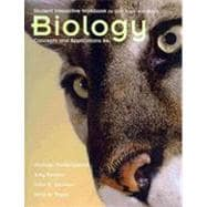 Student Interactive Workbook for Starr's Biology: Concepts and Applications, 8th