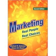Marketing : Real People, Real Choices and the Brave New World of E-Commerce