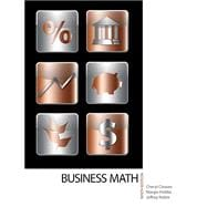 Business Mathematics,9780135108178