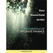 Fundamentals of Corporate Finance with Connect Plus Access Card