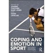Coping and Emotion in Sport: Second Edition, 9780415578196  