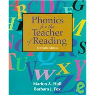 Phonics for the Teacher of Reading : Programmed for Self-Instruction,9780136178200