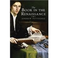 The Book in the Renaissance, 9780300178210