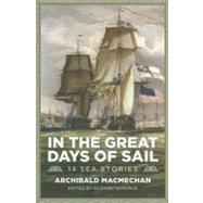 In the Great Days of Sail : 14 Sea Stories, 9781551098210