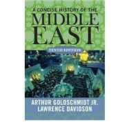 A Concise History of the Middle East,9780813348216