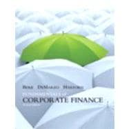 Fundamentals of Corporate Finance, 9780132148238