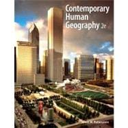 Contemporary Human Geography Plus MasteringGeography with eText -- Access Card Package,9780321768247