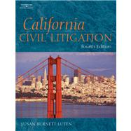 California Civil Litigation,9781401858247