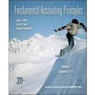 Fundamental Accounting Principles, Vol 1 (Chapters 1-12)