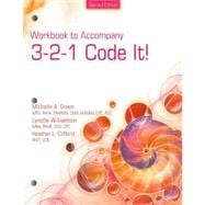 Workbook for Green's 3-2-1 Code It!, 2nd