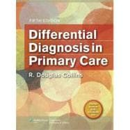Differential Diagnosis in Primary Care, 9781451118254