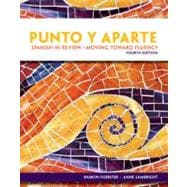 DVD for Punto y aparte - Lugares fascinantes