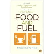 Food and Fuel : Solutions for the Future, 9780887848261  