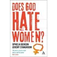 Does God Hate Women?, 9780826498267  