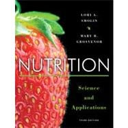 Nutrition : Science and Applications,9781118288269