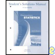 Student Solutions Manual for use with Elementary Statistics : A Step by Step Approach