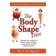 The Body Shape Diet, 9781931078283  