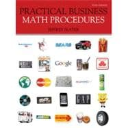 Practical Business Math Procedures with Business Math Handbook, Student DVD, WSJ insert + Connect Plus