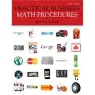 Practical Business Math Procedures with Business Math Handbo..., 9780077398286  