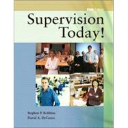 Supervision Today!, 5/e & Self-Assessment Library v.3.0 Package,9780131958289