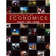 Essentials of Economics,9781429218290