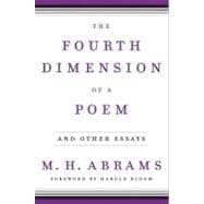 Fourth Dimension of a Poem : And Other Essays, 9780393058307