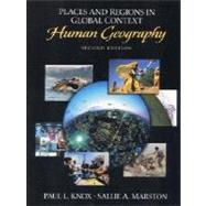 Places and Regions in Global Context : Human Geography,9780130168313