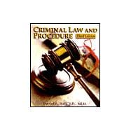 Criminal Law and Procedure,9780766818316