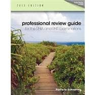 Professional Review Guide for the RHIA and RHIT Examinations, 2013 Edition (Book Only),9781133608325