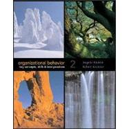 Organizational Behavior with Student CD-ROM and OLC card,9780073138336