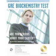 GRE Biochemistry, Cell and Molecular Biology Test: Testware ..., 9780738608341  