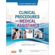 Clinical Procedures for Medical Assistants,9781455748341