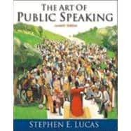 Art of Public Speaking, PowerWeb and Topic Finder,9780072388350