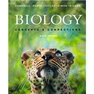 Biology : Concepts and Connections Value Pack (includes Study Guide for Biology: Concepts and Connections and Student Lab Manual for BiologyLabs On-Line)