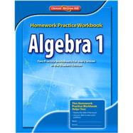 Algebra 1, Homework Practice Workbook