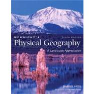 Mcknight's Physical Geography : A Landscape Appreciation Lab Manual