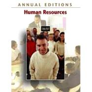 Annual Editions: Human Resources 06/07