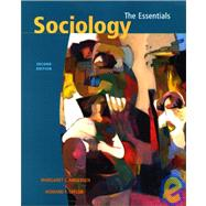 Sociology: The Essentials (With CD-ROM for Windows & Macintosh),9780534588380