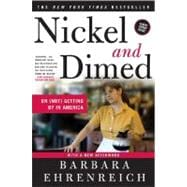 Nickel and Dimed : On (Not) Getting by in America, 9780805088380