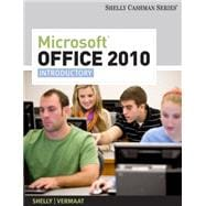 Microsoft Office 2010 : Introductory,9781439078389
