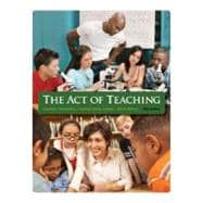 The Act of Teaching,9780073378398