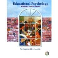 Educational Psychology : Windows on Classrooms,9780131108400