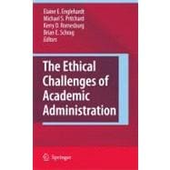 The Ethical Challenges of Academic Administration, 9789048128402  