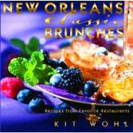 New Orleans Classic Brunches, 9781589808409